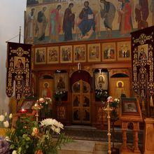 ラドネシュの聖セルギウス教会 (Krapivky)