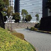 皇居・江戸城散策で和田倉門に寄りました