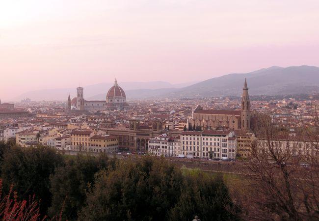 フィレンツェのパンテオン