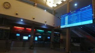 アルヘシラス フェリーターミナル