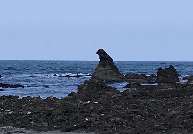 ゴジラ岩 (能登)