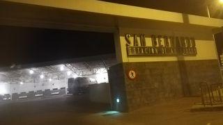 アルヘシラス バスターミナル