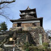 日本最古の天守閣・丸岡城