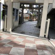 大阪の神社という雰囲気を感じる神社だと思いました