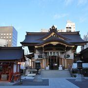 日本橋七福神の弁財天も祀っています