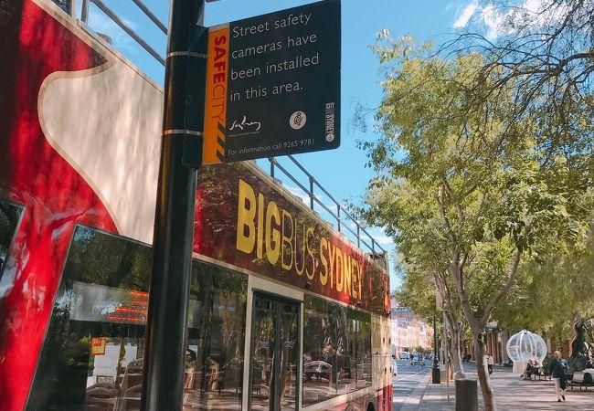乗り続けても楽しい「観光 バス」シドニー