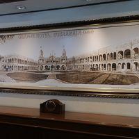 オープンした当時の名はオランジェ・ホテル。