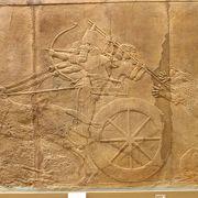 巨大な博物館 古代オリエントの展示が素晴らしかったです