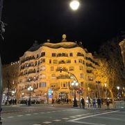 バルセロナ一賑わっています。