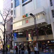 浅草の商業ビル