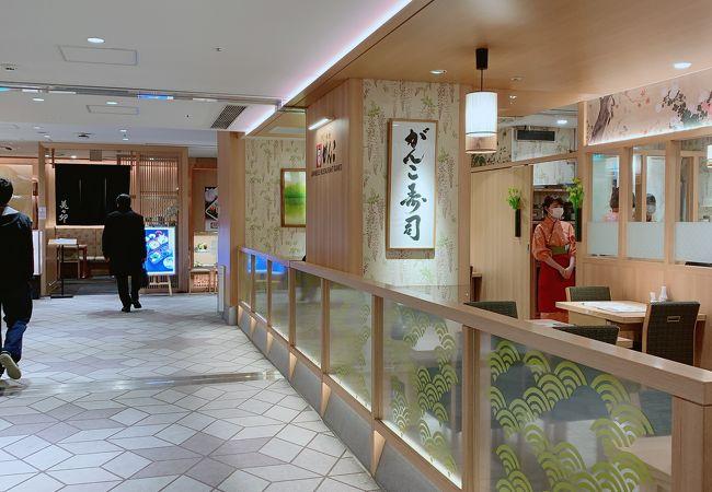 海外行く前の寿司