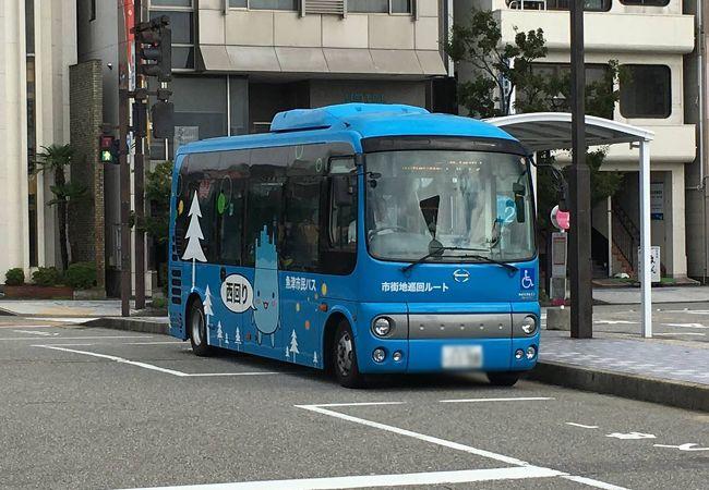 魚津市民バス