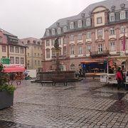 ハイデルベルク・マルクト広場