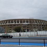 2020東京五輪のメイン会場