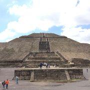 メキシコのピラミッド