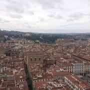 フィレンツェの街並みはまさに映画