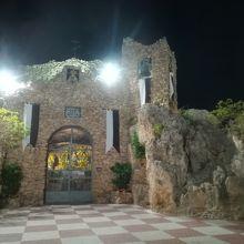 ラ ペーニャ聖母礼拝堂