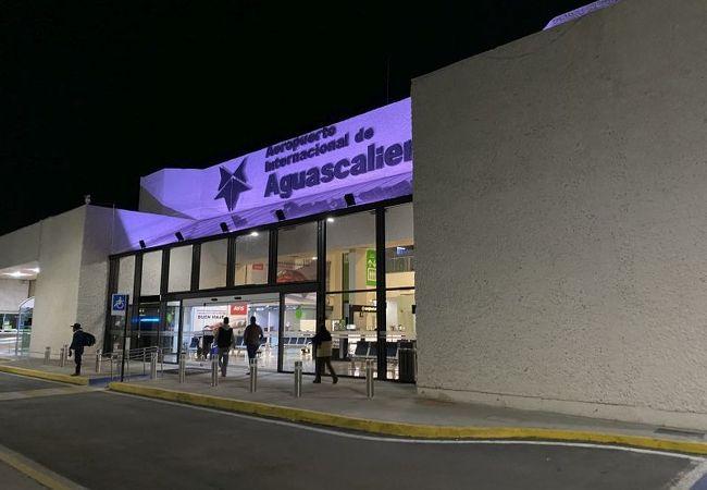 アグアスカリエンテス国際空港 (AGU)
