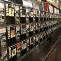 新潟駅のぽんしゅ館で日本酒