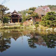 関西花の寺 仏像も素晴らしい