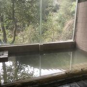 大阪市内から1時間ちょいの犬鳴山温泉元湯へ