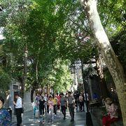 古き中国的な雰囲気を楽しめるスポット