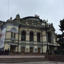 シェフチェンコ記念国立オペラ バレエ劇場