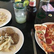 ピザ有り 何でも有りの種類豊富ビュッフェ
