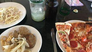 ホテル & バンガローズ マヤランド ビュッフェ レストラン