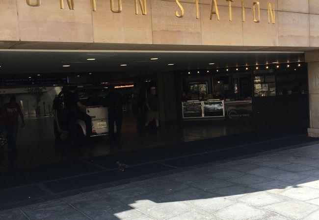 ロサンゼルス ユニオンステーション