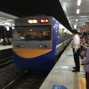 ランタンフェスティバルに行くのに豊原駅と后里駅を往復しました