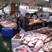 新鮮で上質の海鮮に圧倒されました
