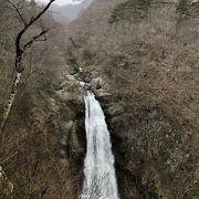 素晴らしい滝を独り占め