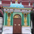 写真:イベルスカヤ礼拝堂