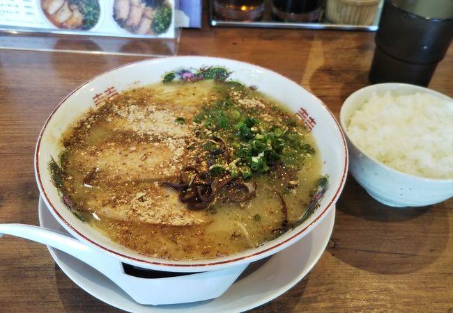 ラーメン 天外天 熊本駅店