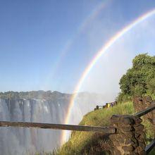ビクトリアの滝 (ザンビア)