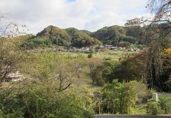 重要伝統的建造物群保存地区赤岩