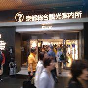 京都の観光を効率的にするのに、適確なアドバイスをしてくれる