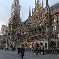 写真:ミュンヘン新市庁舎