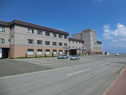 龍飛崎温泉 ホテル竜飛 写真