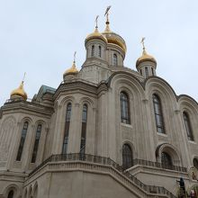 スレテンスキー修道院