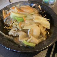 朝食ブュッフェ(皿うどん)