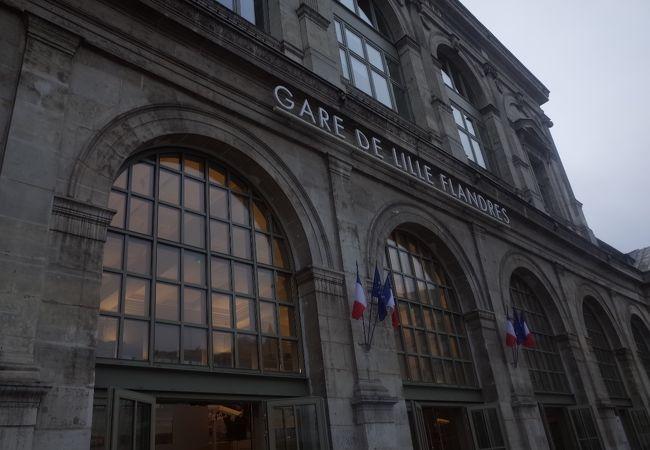 リール フランドル駅