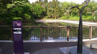 日本フィギュアスケート発祥の地碑