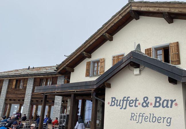 ビュッフェ & バー リッフェルハウス 1853