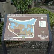三島の一大湧水池