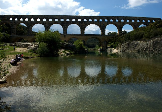 立派な水道橋