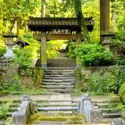 鎌倉五山第四位の古刹「浄智寺」
