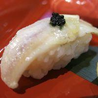 ノドグロの寿司