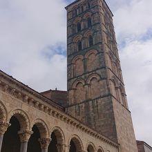 サン エステバン教会鐘楼